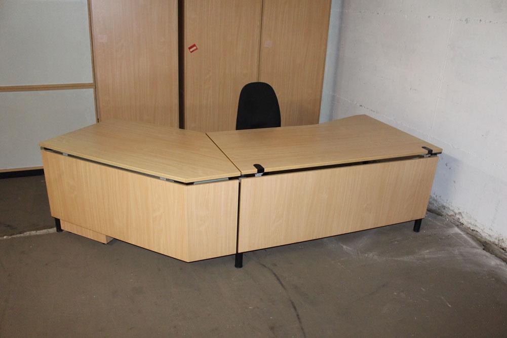 CEKA Schreibtischkombination 2 - Büromöbel DIREKT Frankfurt