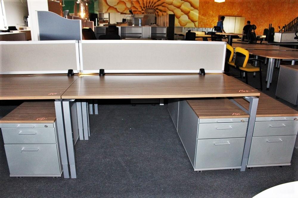 Schreibtisch 180x80 - Buromobel experte ...