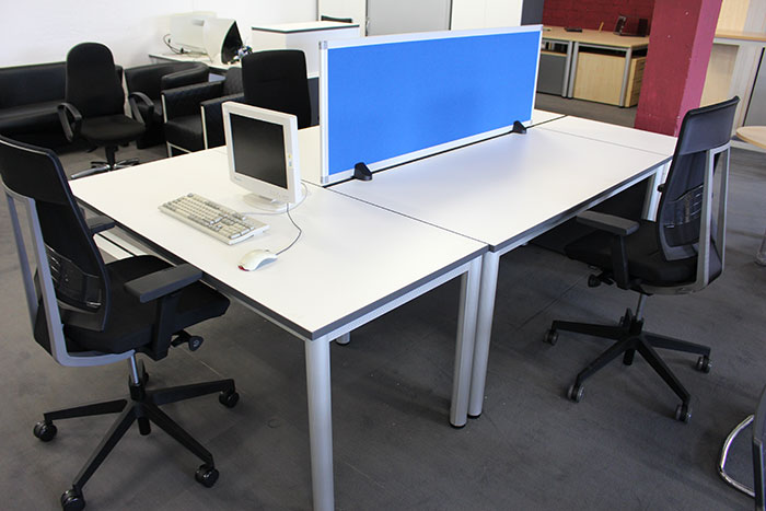 Start in ein perfektes Büro - Büromöbel DIREKT Frankfurt
