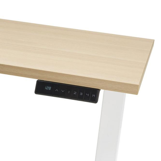 Elektromotorischer schreibtisch modell 150 b rom bel for Schreibtisch 150