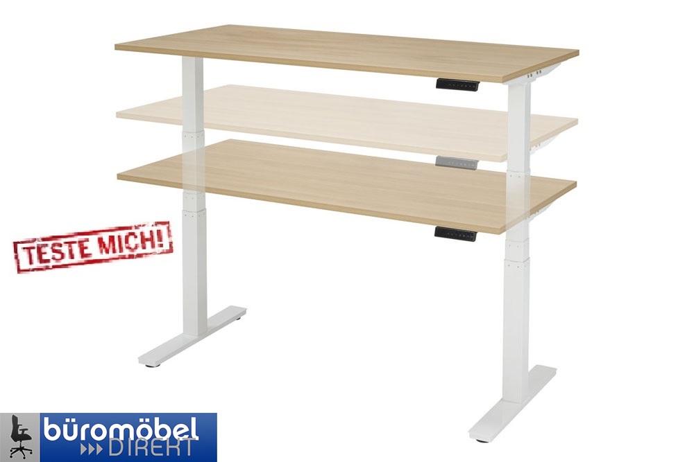 Schreibtische für Ihr Büro - Büromöbel DIREKT Frankfurt